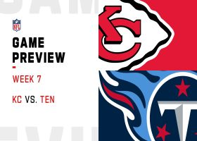 Chiefs vs. Titans preview | Week 7