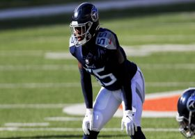 Pelissero: Jayon Brown signs one-year deal to stay with the Titans