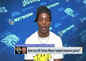 Laviska Shenault Jr. shares expectations for Jags with Trevor Lawrence
