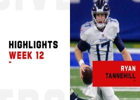 Ryan Tannehill's best plays from 2-TD game | Week 12