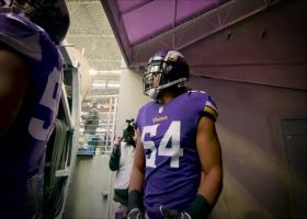 Eric Kendricks opens up about losing his grandfather to COVID-19