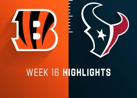 Bengals vs. Texans highlights | Week 16