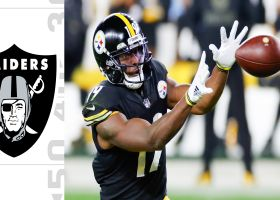 McGinest: JuJu Smith-Schuster would fill a big void for Raiders
