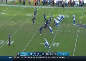 Chase Daniel displays impeccable accuracy on 21-yard dart to Marvin Jones Jr
