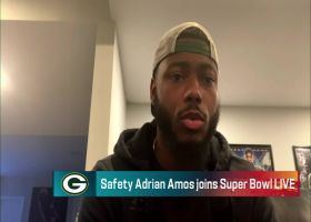 Adrian Amos: Bucs offensive weapons are 'tough to handle'
