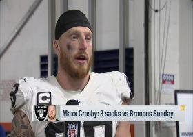 Maxx Crosby: Resiliency is key to Raiders Week 6 win vs. Broncos