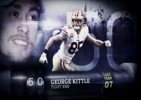 'Top 100 Players of 2021': George Kittle | No. 50