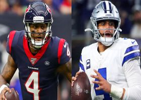 Slater: Watson got the deal 'Dak Prescott wanted' from Cowboys
