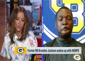 Brandon Jackson on Rodgers situation: 'This is strategic, this is planned'
