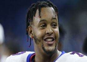 Bills, Dion Dawkins agree to four-year contract extension