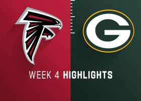 Falcons vs. Packers highlights | Week 4