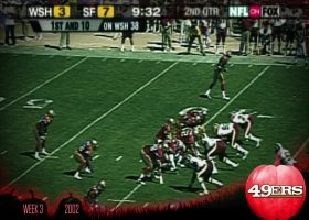 Trick Plays: 49ers' Terrell Owens' pass attempt turned rush TD