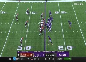 Getting Greedy! Williams makes Cousins pay for testing him with INT