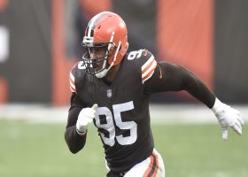 Rapoport: Myles Garrett expected to stay on COVID-19 list for Week 12 matchup
