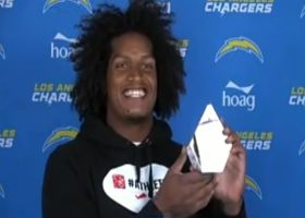 Isaac Rochell explains how he found out he was Chargers' Man of the Year nominee