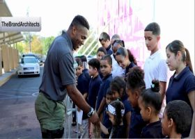 Philadelphia Eagles safety Rodney McLeod creates Student Health Impact Projects