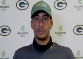 Jordan Love: 'I've learned a lot' from Packers QB room