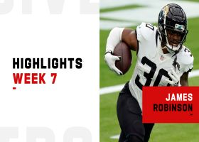 James Robinson's best plays from 137-yard game | Week 7