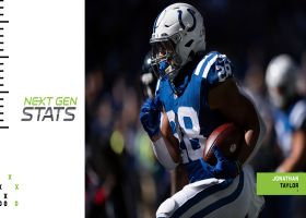 Top 5 plays from Week 6 | Next Gen Stats