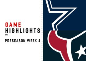 Cowboys vs. Texans highlights | Preseason Week 4