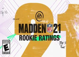 Young, Ochocinco surprise top rookies with 'Madden 21' ratings