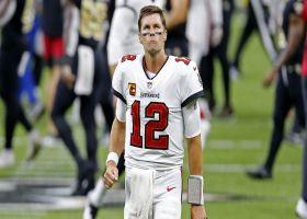 Jeremiah: Tom Brady struggled spotting open receivers in Week 1