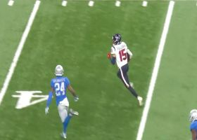 Will Fuller turns on the jets for 37-yard catch and run