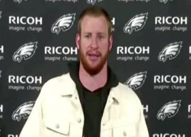 Wentz: Comeback win vs. Giants is 'huge for our confidence'