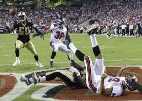 Saints' top 5 plays vs. Buccaneers   NFL Throwback