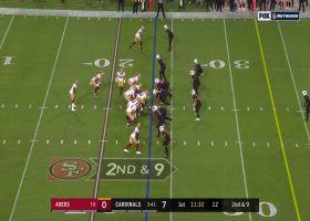 Budda Baker's best plays on 'TNF' vs. 49ers | Week 9