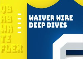 Week 10 waiver wire deep dives | 'NFL Fantasy Live'