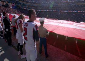 Matt Ryan Surprises Veteran with Letter of Appreciation