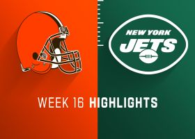 Browns vs. Jets highlights | Week 16