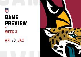 Cardinals vs. Jaguars preview | Week 3