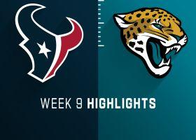 Texans vs. Jaguars highlights | Week 9