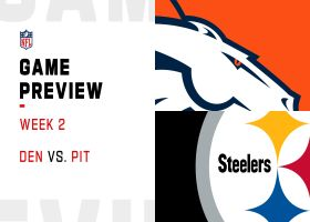 Broncos vs. Steelers preview | Week 2
