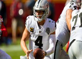 Baldy breaks down how Raiders exposed Chiefs' secondary in Week 5