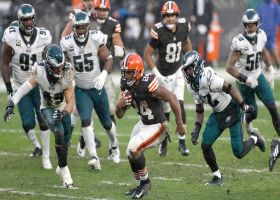 Mic'd Up: Best of Nick Chubb in win over Eagles | Week 11