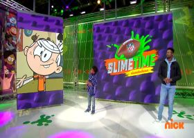 Lincoln Loud MVP nominees for Week 2 | 'NFL Slimetime'
