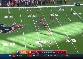 Will Parks ices Denver's road win with late INT