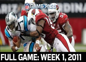 Full NFL Game: Panthers vs. Cardinals - Week 1, 2011 | NFL Game Pass