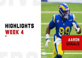 Rams' biggest defensive plays vs. the Giants | Week 4