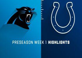 Panthers vs. Colts highlights | Preseason Week 1