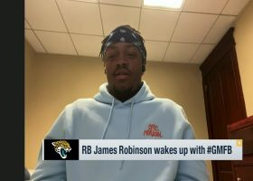 James Robinson breaks down his impressive 9K rushing yards, 158 TD HS football career