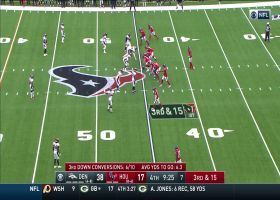 Josey Jewell drops Watson for huge sack on third-and-long
