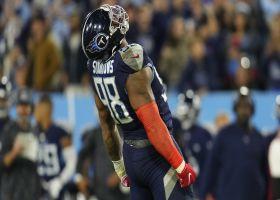 Jeffery Simmons engulfs Josh Allen for Titans' third sack of game