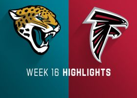 Jaguars vs. Falcons highlights | Week 16