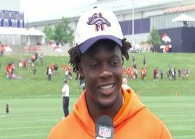 Teddy Bridgewater shares his mindset in Broncos' QB competition
