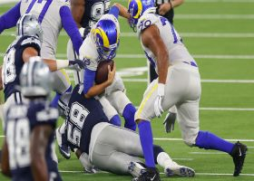Aldon Smith gets first sack in five years