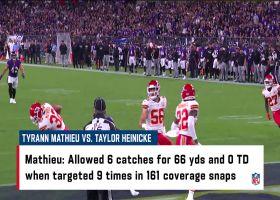Chiefs matchups to watch   Week 6